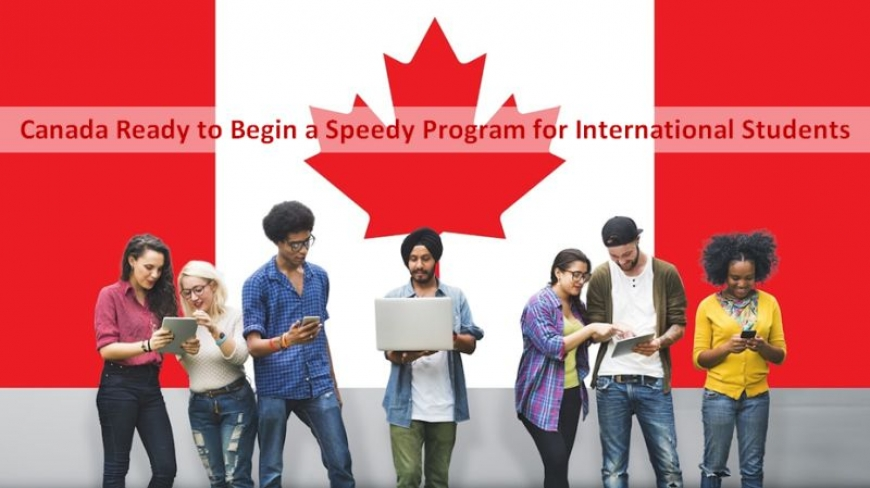 Canada To Begin Fast Study Visa For International Students