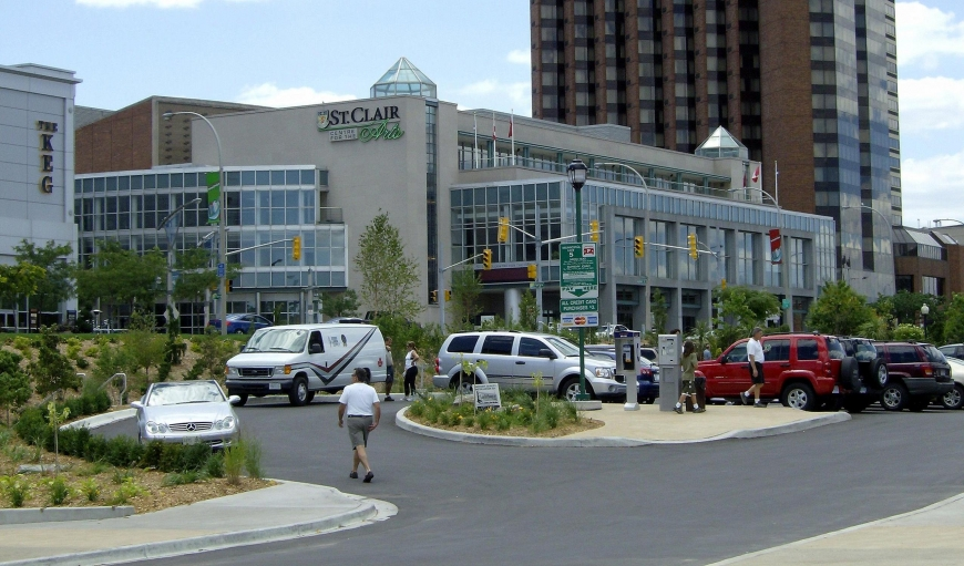 St.Clair College of Applied Arts & Technology